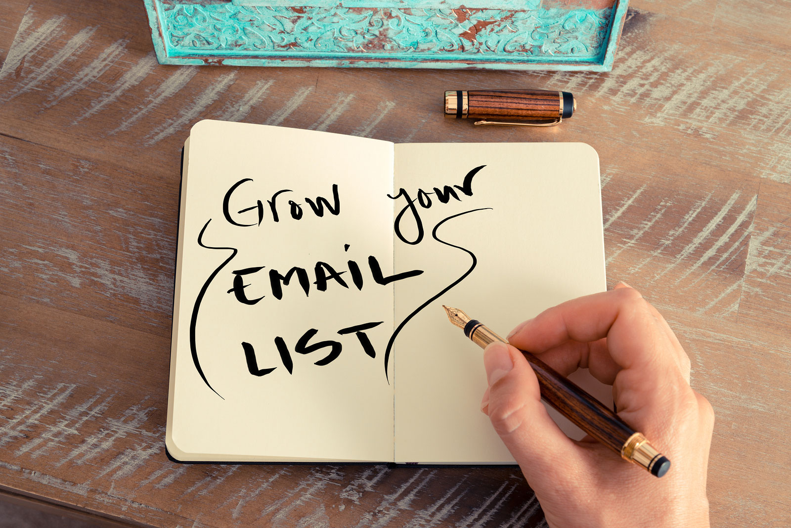 Email Marketing, List Building