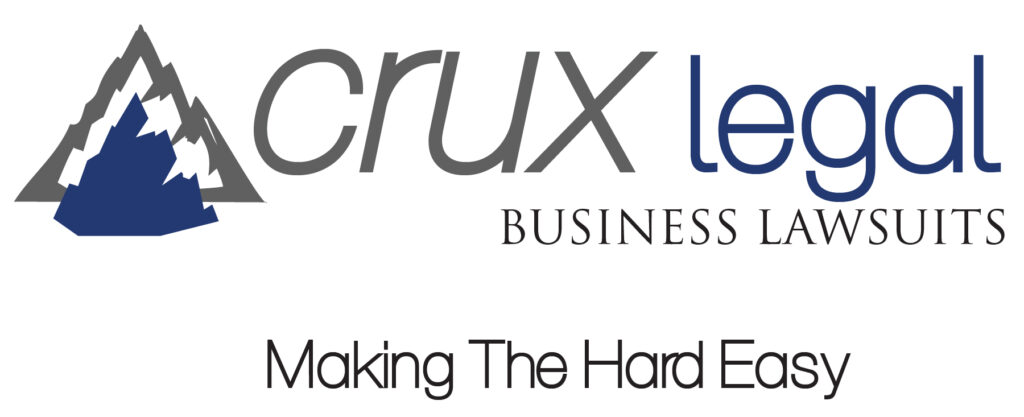 Crux Legal, Marketing Client