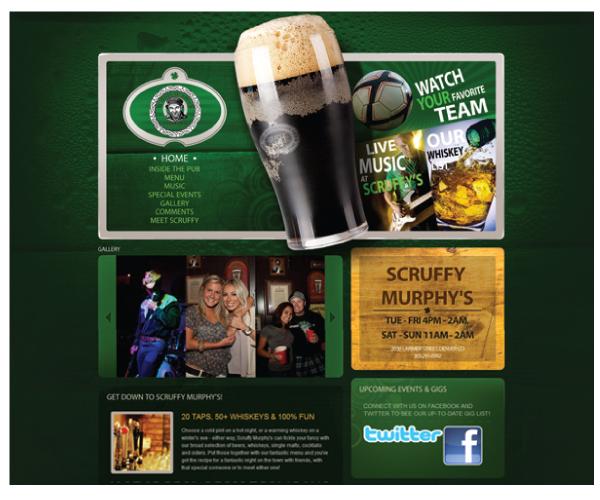 Scruffy Murphy's Brand Marketing