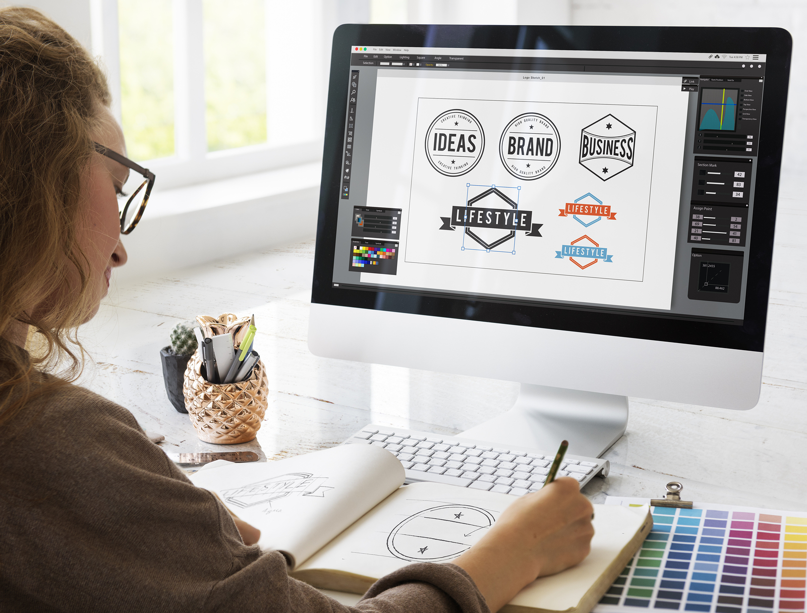 Logo Design, Marketing Denver