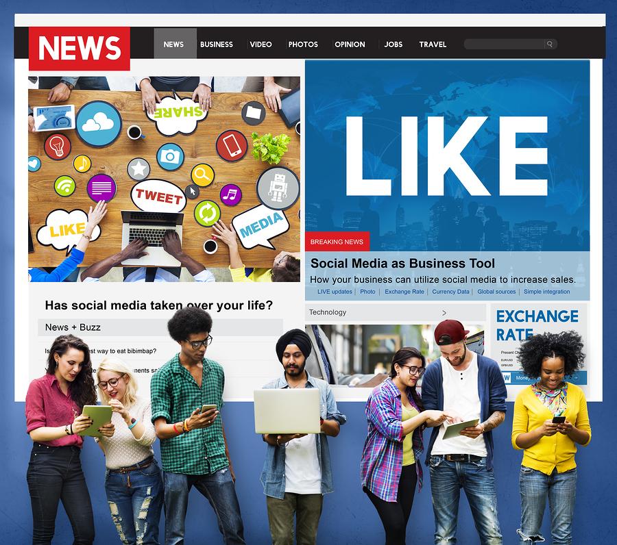 Social Media, Business Tool, SMM